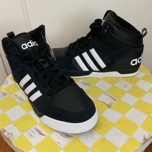Adidas high top sneakers size 6.5